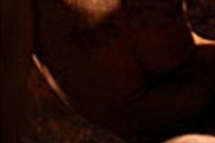 мужской светотеневой портрет