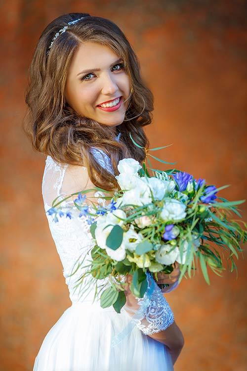 свадебная фотосессия в городе Днепр